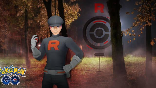 Team Go Rocket en Pokémon Go