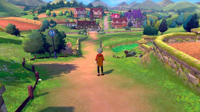 Ruta 1 en Pokémon Espada y Escudo - Qué Pokémon hay y secretos
