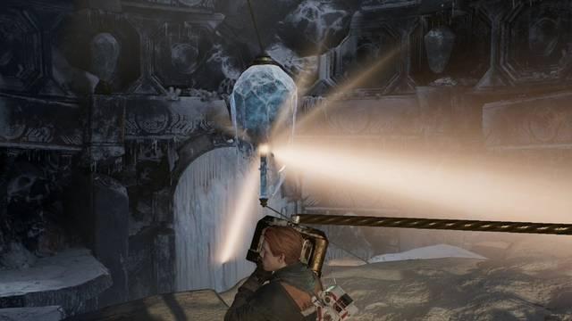 SW Jedi: Fallen Order - Cómo derretir el hielo del Templo Jedi