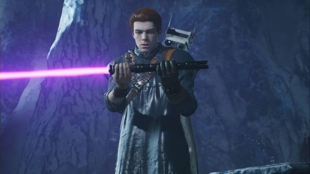 Interruptores de espada láser en SW Jedi: Fallen Order - Localización