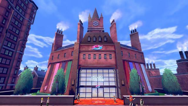 Ciudad Pistón en Pokémon Espada y Escudo - Paso a paso y secretos