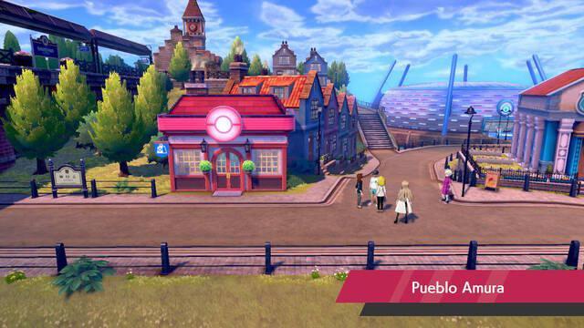 Pueblo Amura en Pokémon Espada y Escudo - Paso a paso y secretos