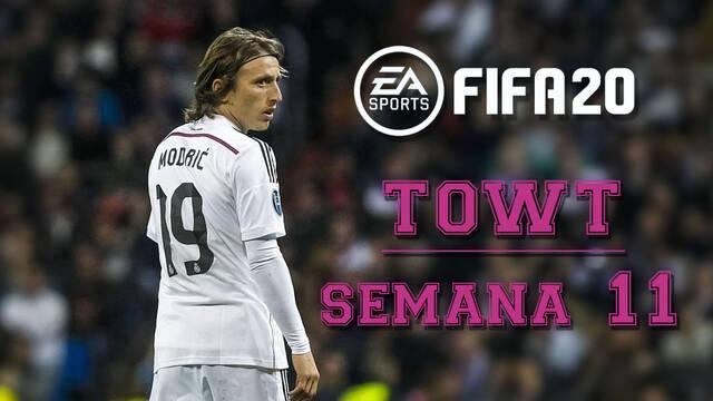 TOTW 11 en FIFA 20