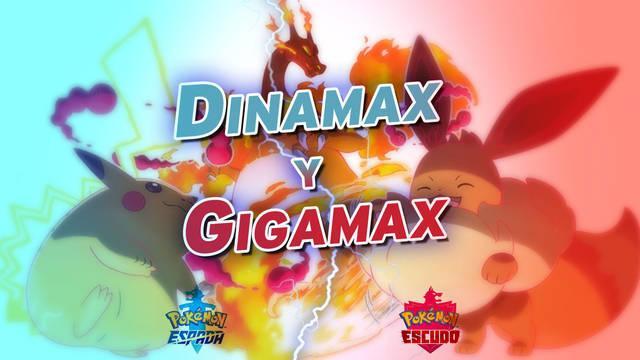 Todos los Pokémon con formas Gigamax y cómo conseguirlos en Espada y Escudo