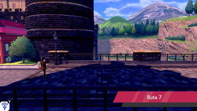 Ruta 7 en Pokémon Espada y Escudo - Qué Pokémon hay y secretos