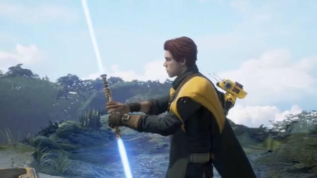 SW Jedi Fallen Order - Cómo conseguir el sable láser doble