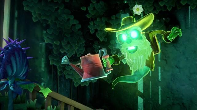 Cómo derrotar a Planticio en Luigi's Mansion 3