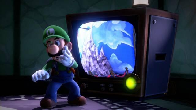 Spectro Ánim Mayer en Luigi's Mansion 3 al  100% y coleccionables
