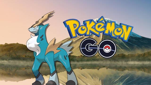 Cobalion en Pokémon Go