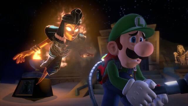 Cómo derrotar a Serpertiti  en Luigi's Mansion 3