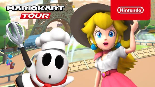 Mario Kart Tour nuevos personajes