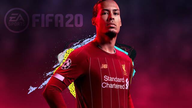 FIFA 20 actualización 5
