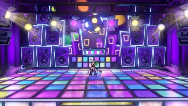 Discoteca en Luigi's Mansion 3 al  100% y coleccionables