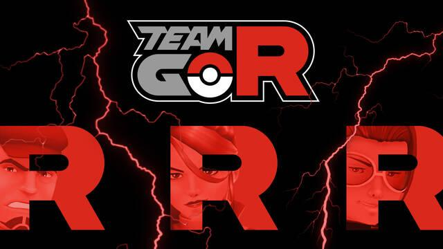 Pokémon Go evento del Team Go Rocket