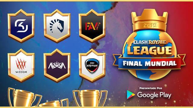 Final Clash Royale