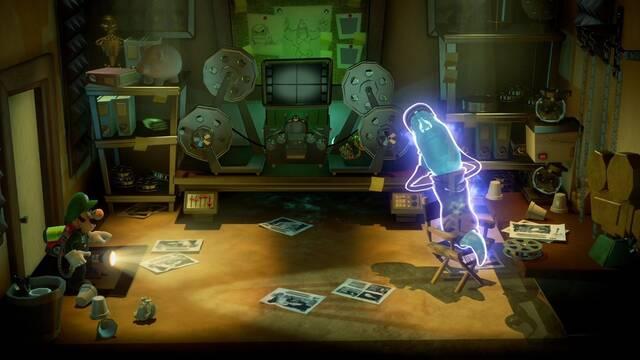 Cómo completar la lista de Fantasmones en Luigi's Mansion 3