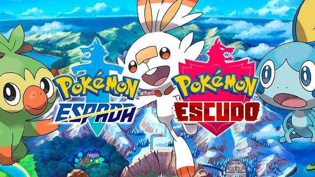 Ofertas de Pokémon Espada y Escudo TTDV