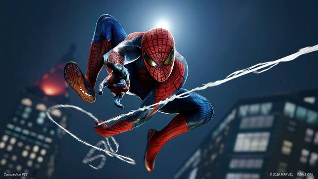 Spider-Man: Remastered compatible con partida guardada de PS4