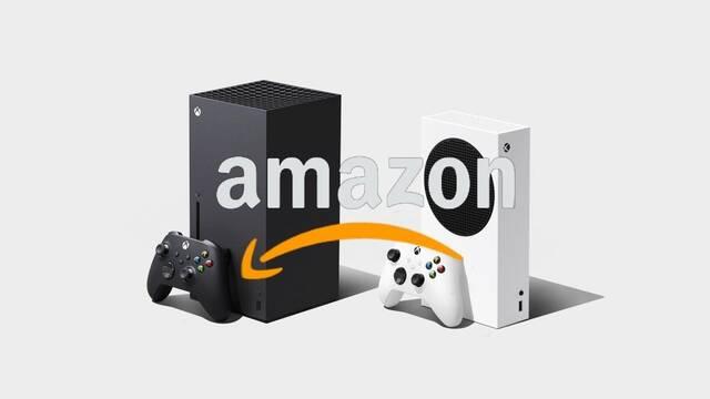 Amazon y su problema con la alta de manda de Xbox Series X/S