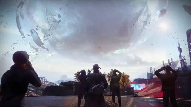 Destiny 2 evento más allá de la luz