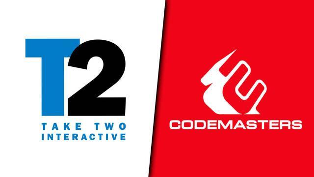 Take-Two compra Codemasters en 2021