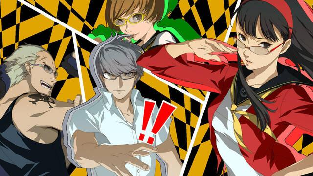 Persona 4 Golden atlus pc steam