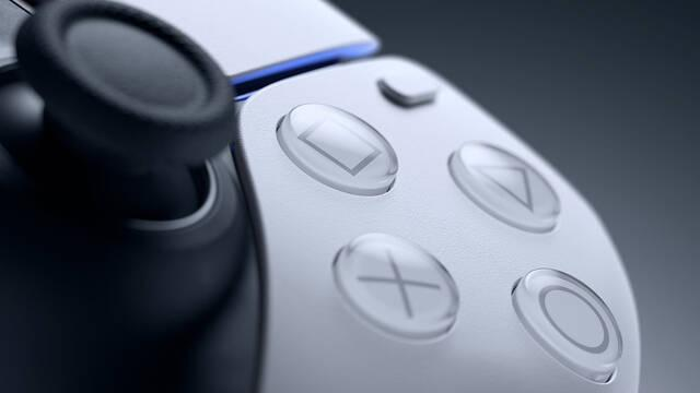 DualSense botones colores PS5