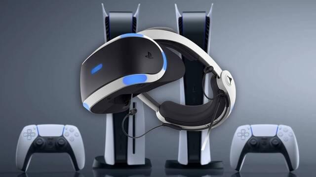 PS5 podría actualizarse en el futuro para recibir nuevo contenido para PS VR.