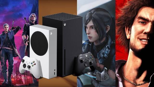 Tráilers de lanzamiento de juegos de Xbox Series X/S.