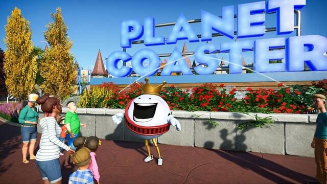 Planet Coaster: Console Edition ya está disponible.