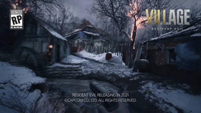 Resident Evil 8 gameplay nuevo PS5, Xbox Series X/S y PC