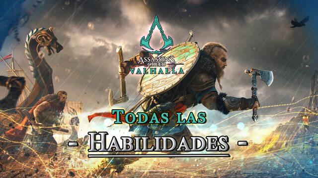 Todas las habilidades de Assassin's Creed Valhalla y cómo conseguirlas