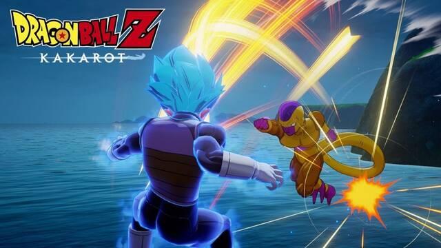 Fecha de lanzamiento del segundo DLC de Dragon Ball Z: Kakarot.