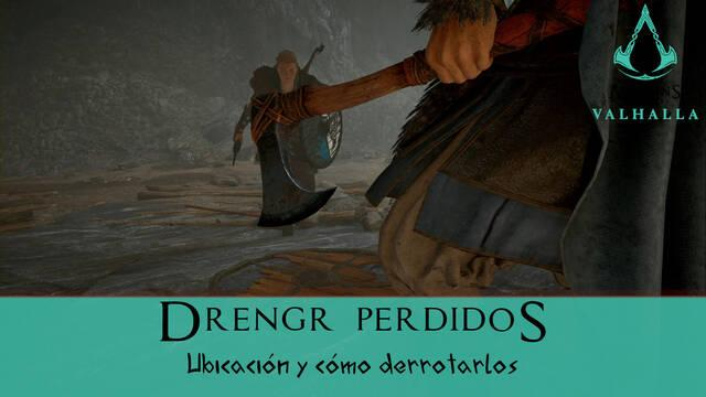 AC Valhalla: TODOS los Drengr perdidos y cómo derrotarlos