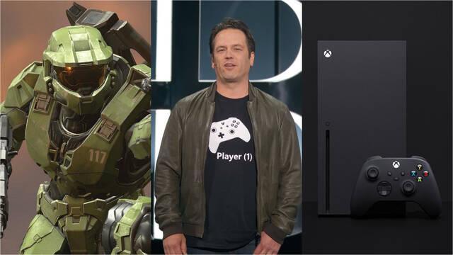 Xbox Series X exclusivos halo phil spencer