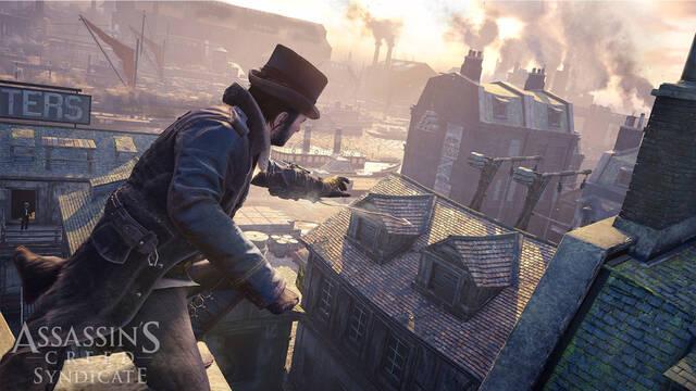 Assassins Creed Syndicate funciona en PS5 con problemas