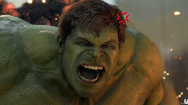 Marvel's Avengers pierde jugadores en Steam
