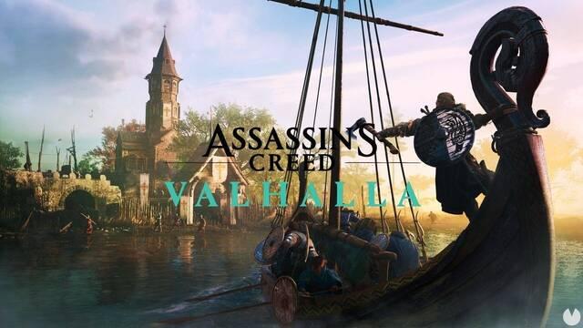 Assassin's Creed Valhalla y su éxito de lanzamiento