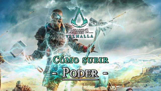 Assassin's Creed Valhalla: Cómo subir de poder rápido