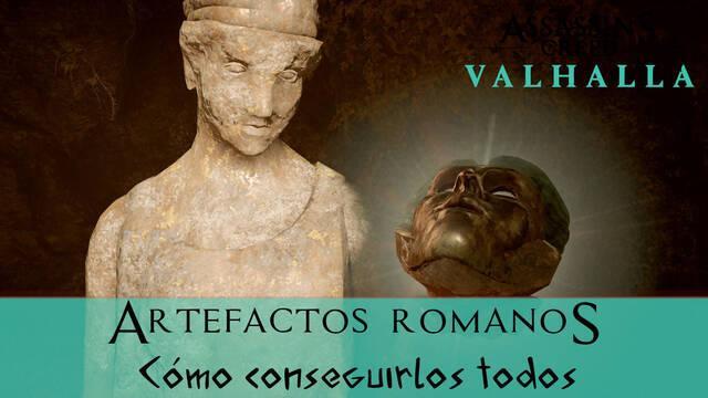 AC Valhalla: TODOS los artefactos romanos y cómo conseguirlos