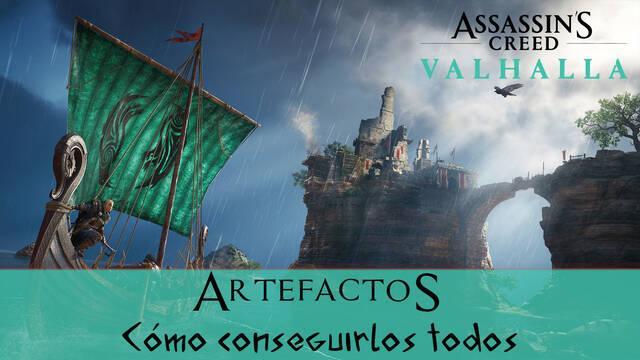 AC Valhalla: TODOS los artefactos y cómo conseguirlos