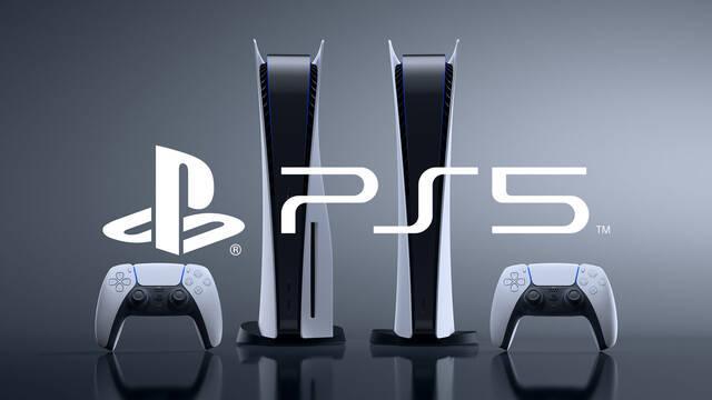 PS5 a la venta en Estados Unidos y ciertos territorios