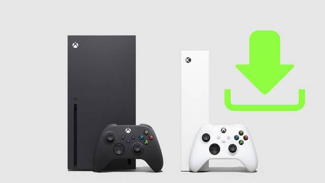 Xbox series x/s mejorar descargas lentas