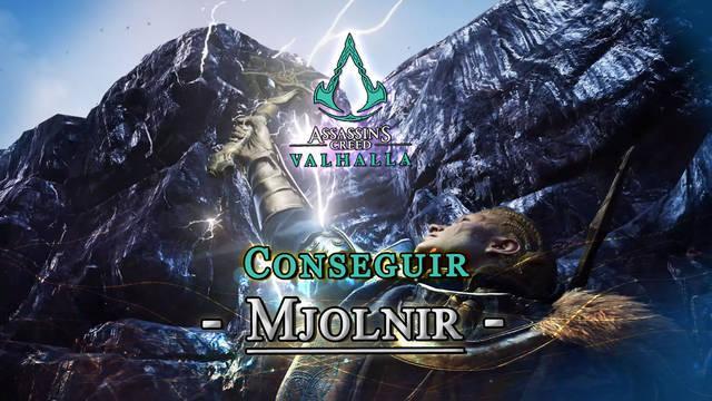AC Valhalla: Cómo conseguir Mjolnir (Martillo de Thor)