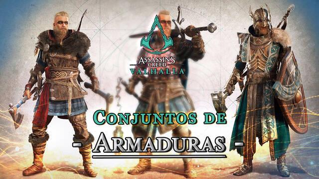 Todas las armaduras en Assassin's Creed Valhalla y cómo conseguirlas