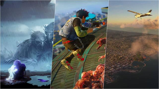 Xbox Game Studios Publishing nuevo juego aaa mundo abierto