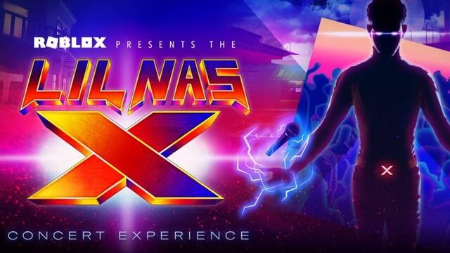 Lil Nas X dará un concierto en Roblox este fin de semana.