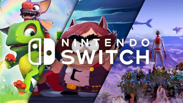 Ofertas semanales en Ninteno Switch.