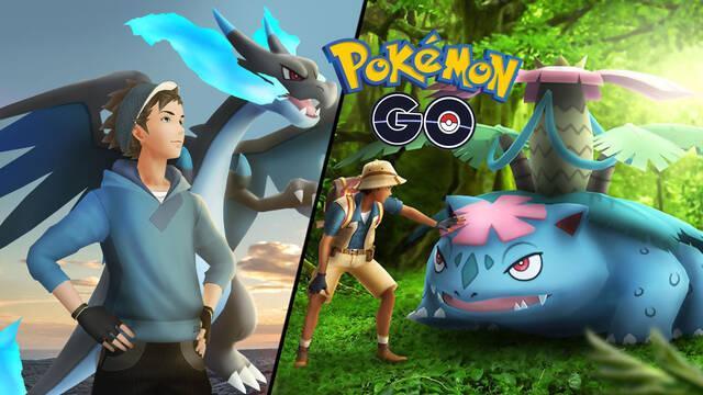 Pokémon Go ya permite conseguir Megaenergía con tu Compañero Pokémon