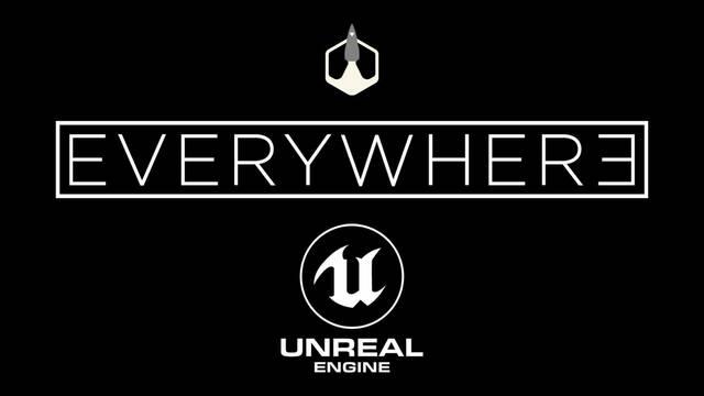 Everywhere desecha Amazon Lumbeyard por Unreal Engine.